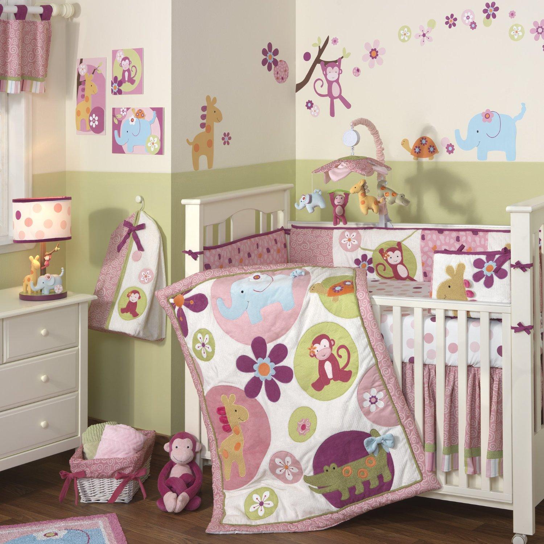Lollipop Crib Bedding