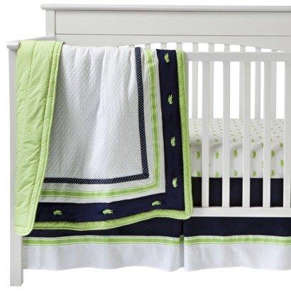 Target Alligator Crib Bedding
