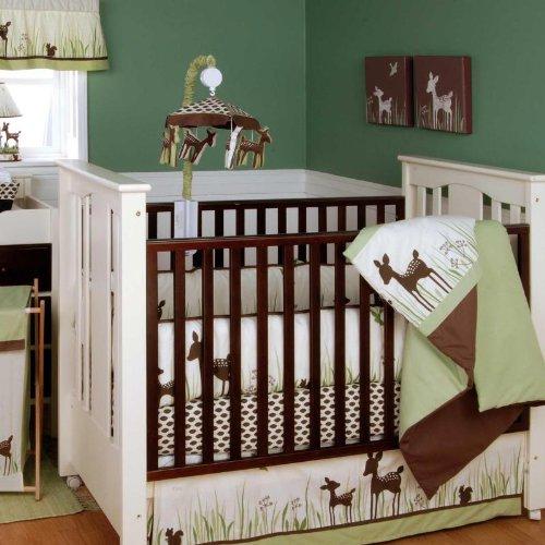 Willow Organic  Piece Baby Crib Bedding Set By Kidsline