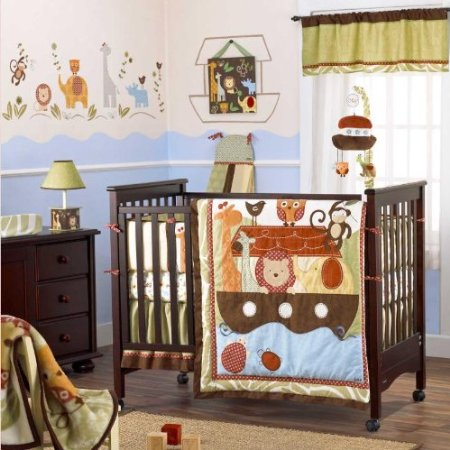 Cocalo Noah And Friends Baby Bedding Collection Baby Bedding And Accessories