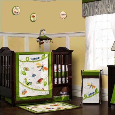 Kidsline Cute As a Bug - Baby Bedding and Accessories