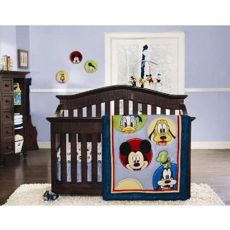 8a55903eaf Disney Mickey Mouse and Friends Crib Bedding Collection - Baby ...