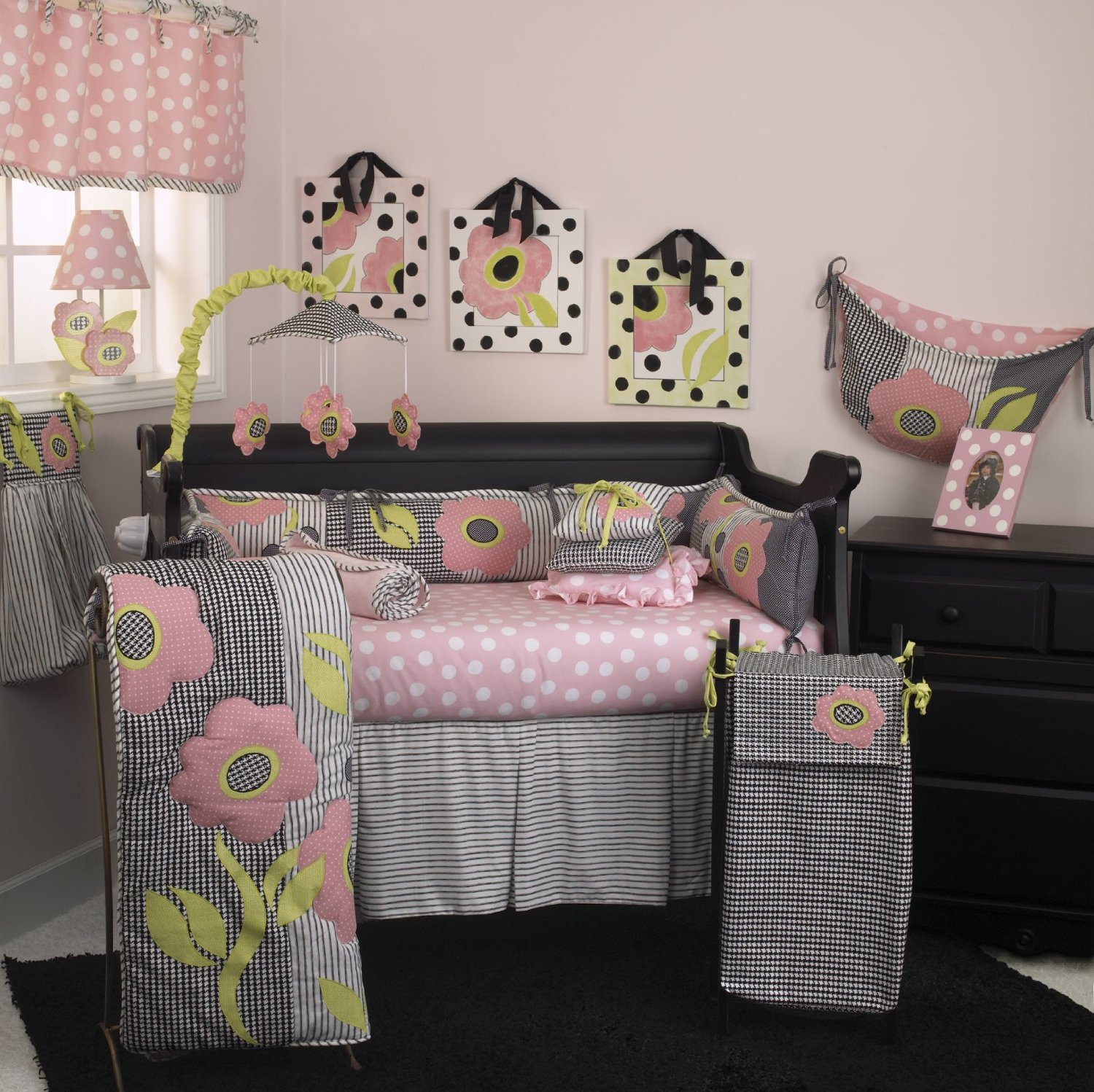 Cotton Tale Poppy Crib Bedding And Decor Baby Bedding And Accessories