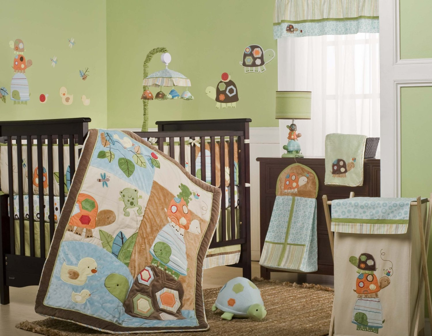 Carters Laguna Crib Bedding Collection