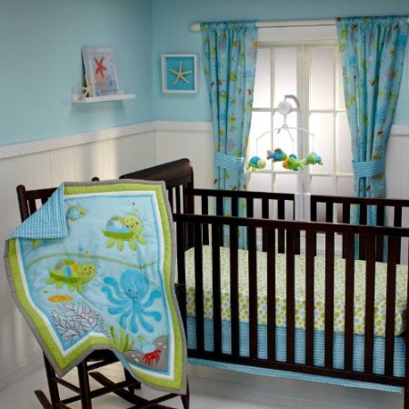 Ocean Dreams Crib Bedding Set