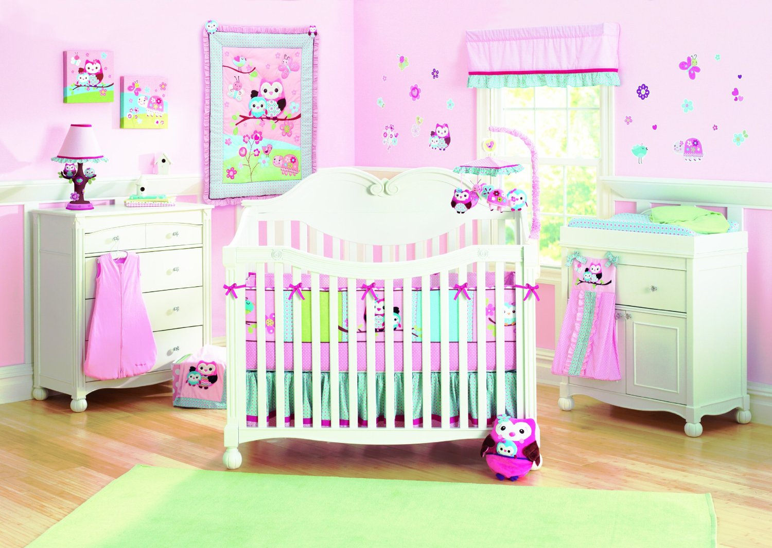 Summer Infant Who Loves You Crib Bedding Baby Bedding