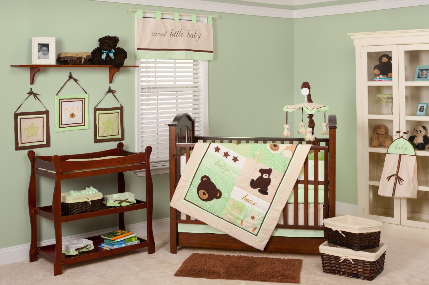 pam grace creations baby bear baby bedding and decor