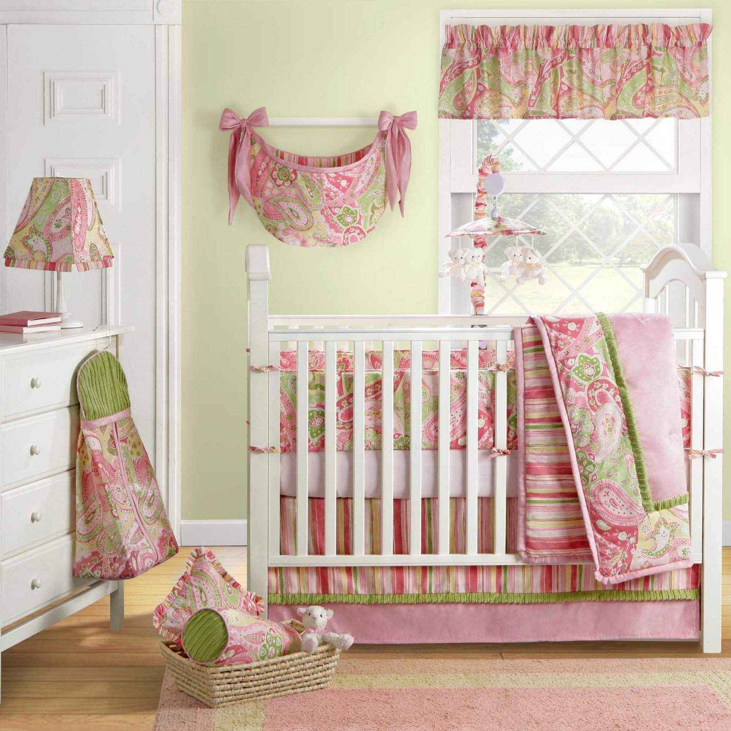 Bananafish Chloe Crib Bedding Collection Baby Bedding