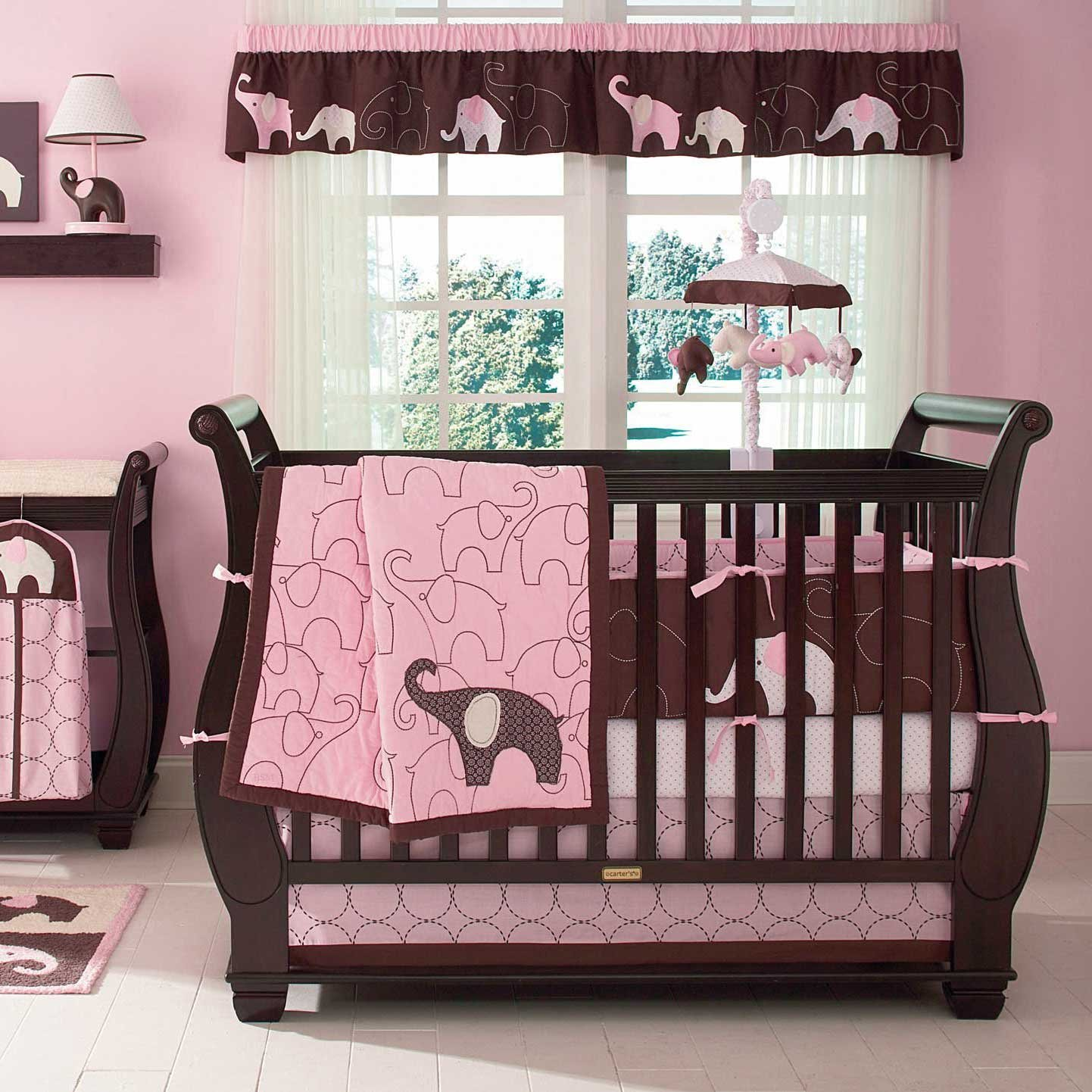 Crib Bumper Animal