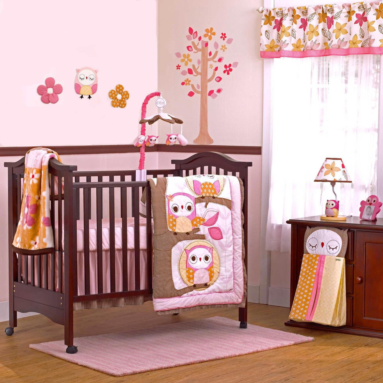 Cocalo Baby In The Woods Crib Bedding And Decor
