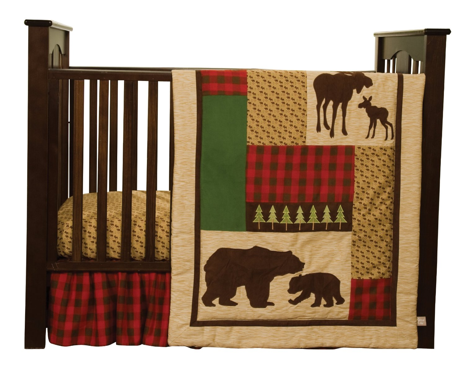 Trend Lab Northwoods Crib Bedding Baby Bedding And
