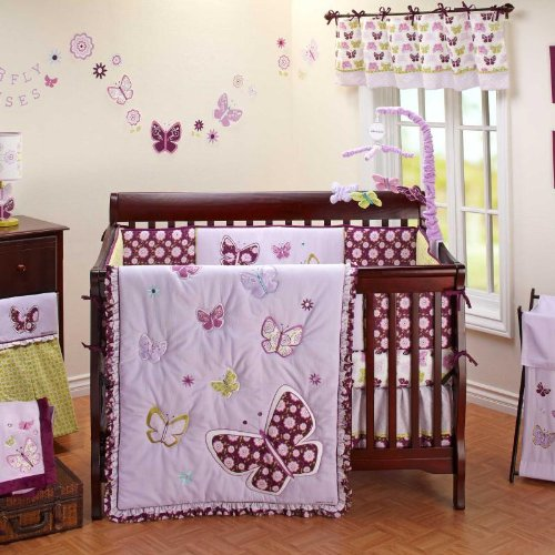 Kimberly Grant Bohemian Butterfly Baby Bedding And More
