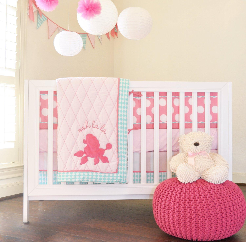 Pam Grace Creations Paris Baby Bedding