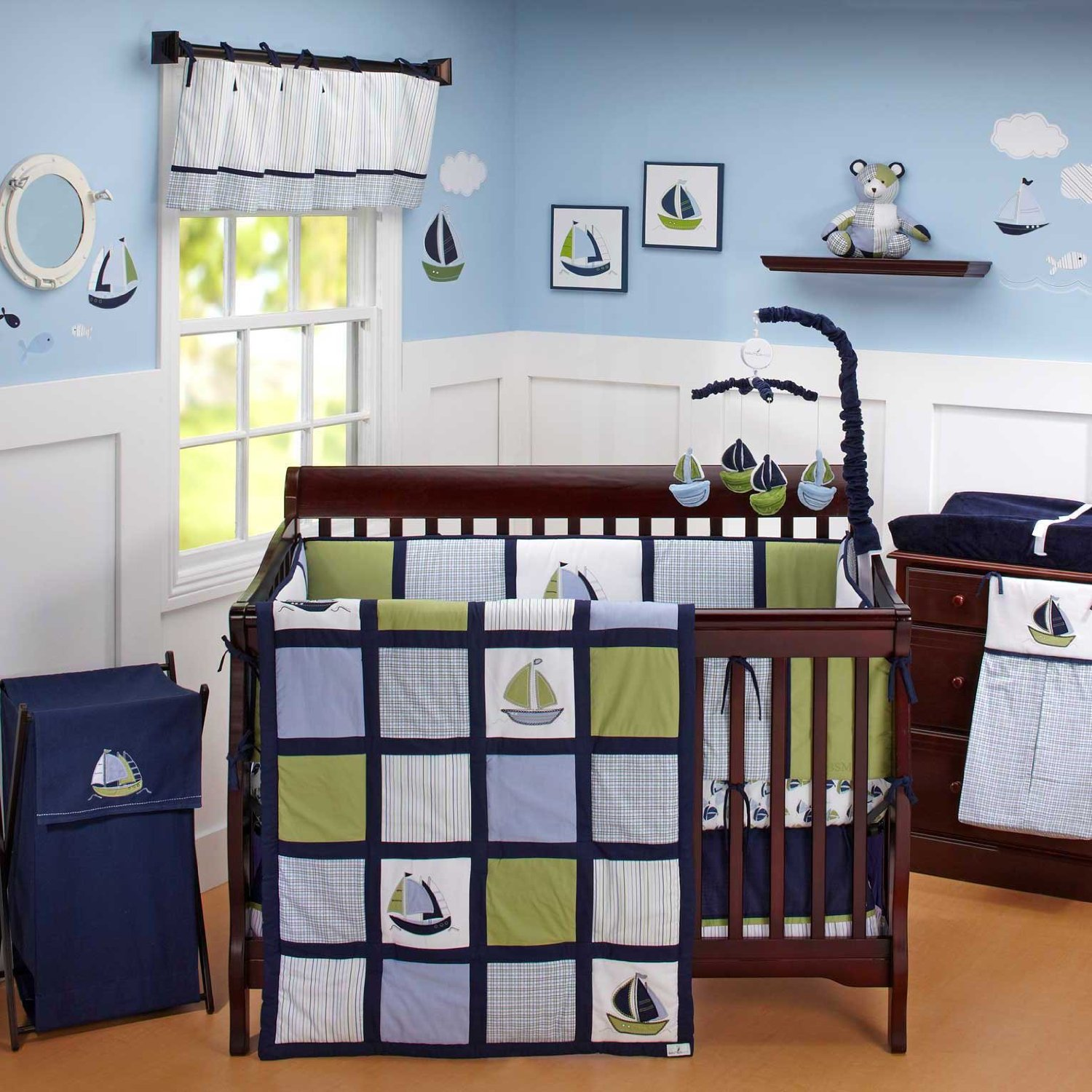 ... Zachary Crib Bedding and Accessories - Baby Bedding and Accessories