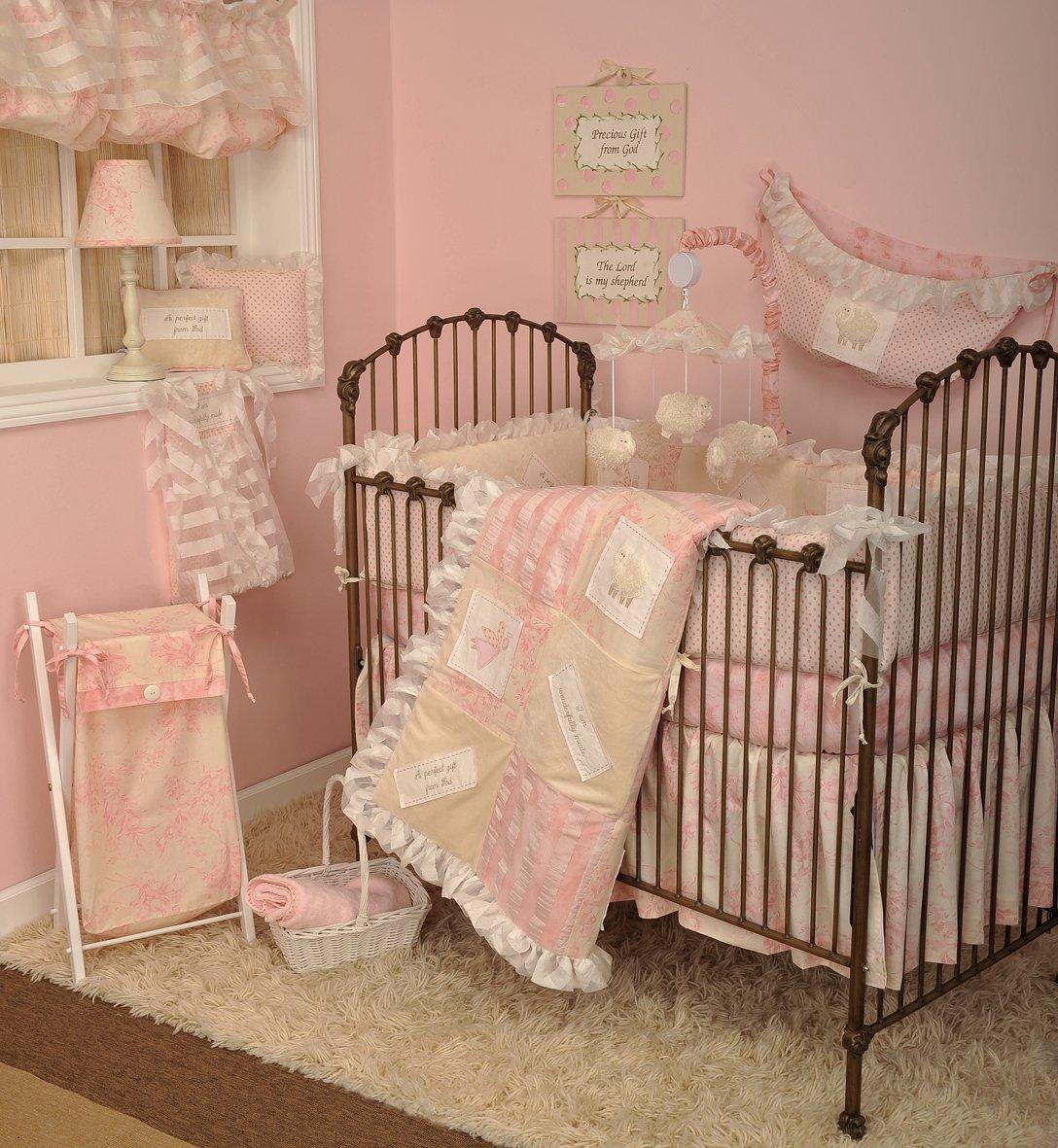 Cotton Tale Designs Heaven Sent Crib Bedding And