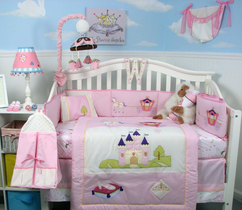 Soho Royal Princess Baby Bedding