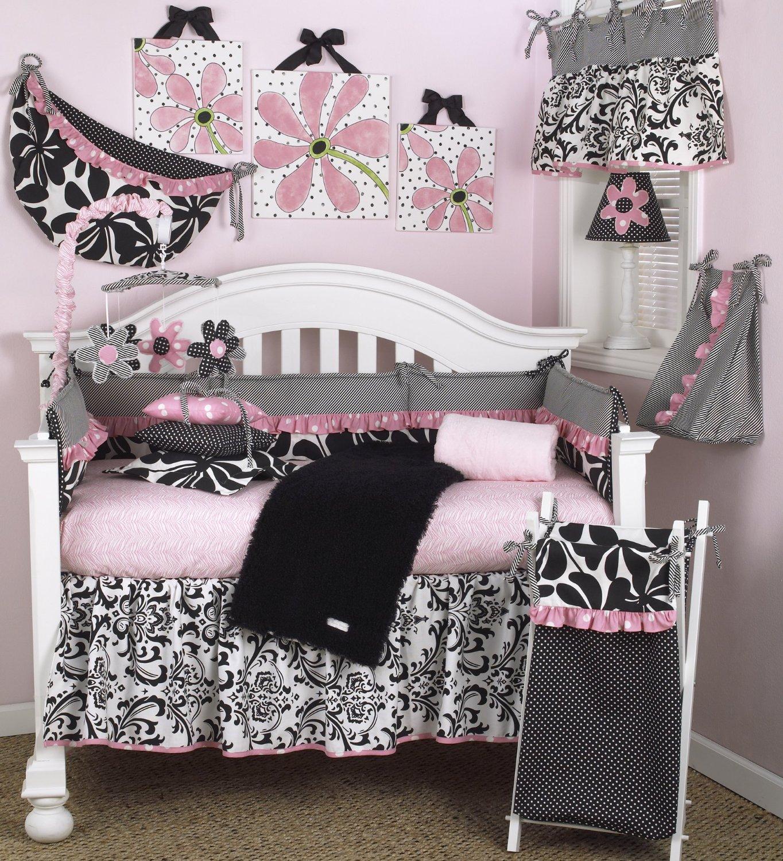 Cotton Tale Girly Crib Bedding