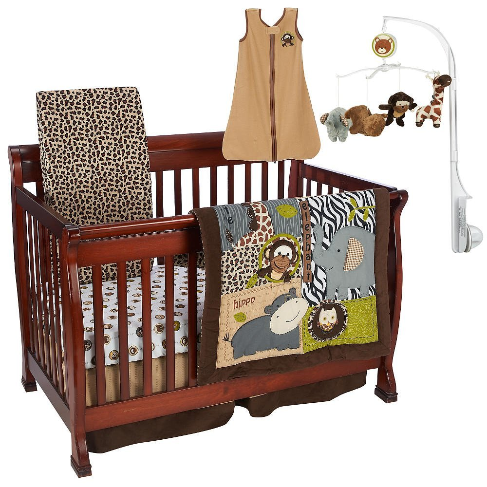 Just Born Zootopia Crib Bedding Collection Baby Bedding