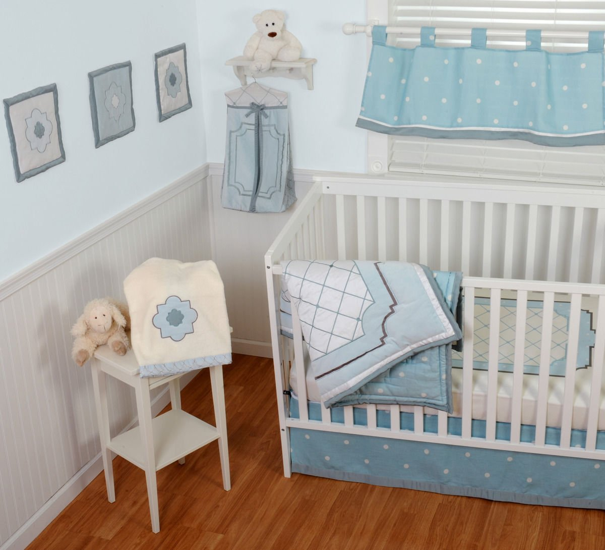 Sumersault Little Prince Crib Bedding And Accessories