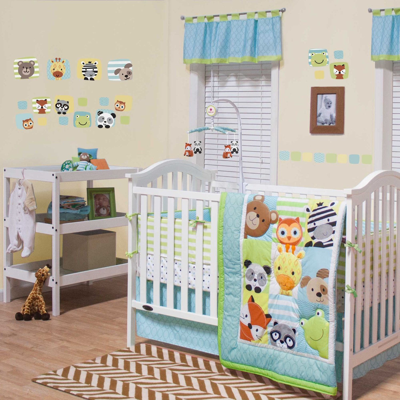Belle Hide And Seek Baby Bedding Decor