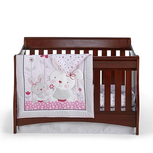 cuddletime bunny baby bedding collection baby bedding and accessories