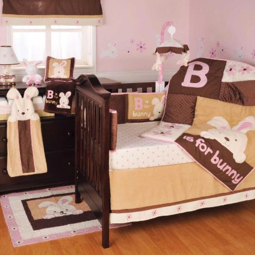 kidsline b is for bunny crib bedding collection baby bedding and accessories