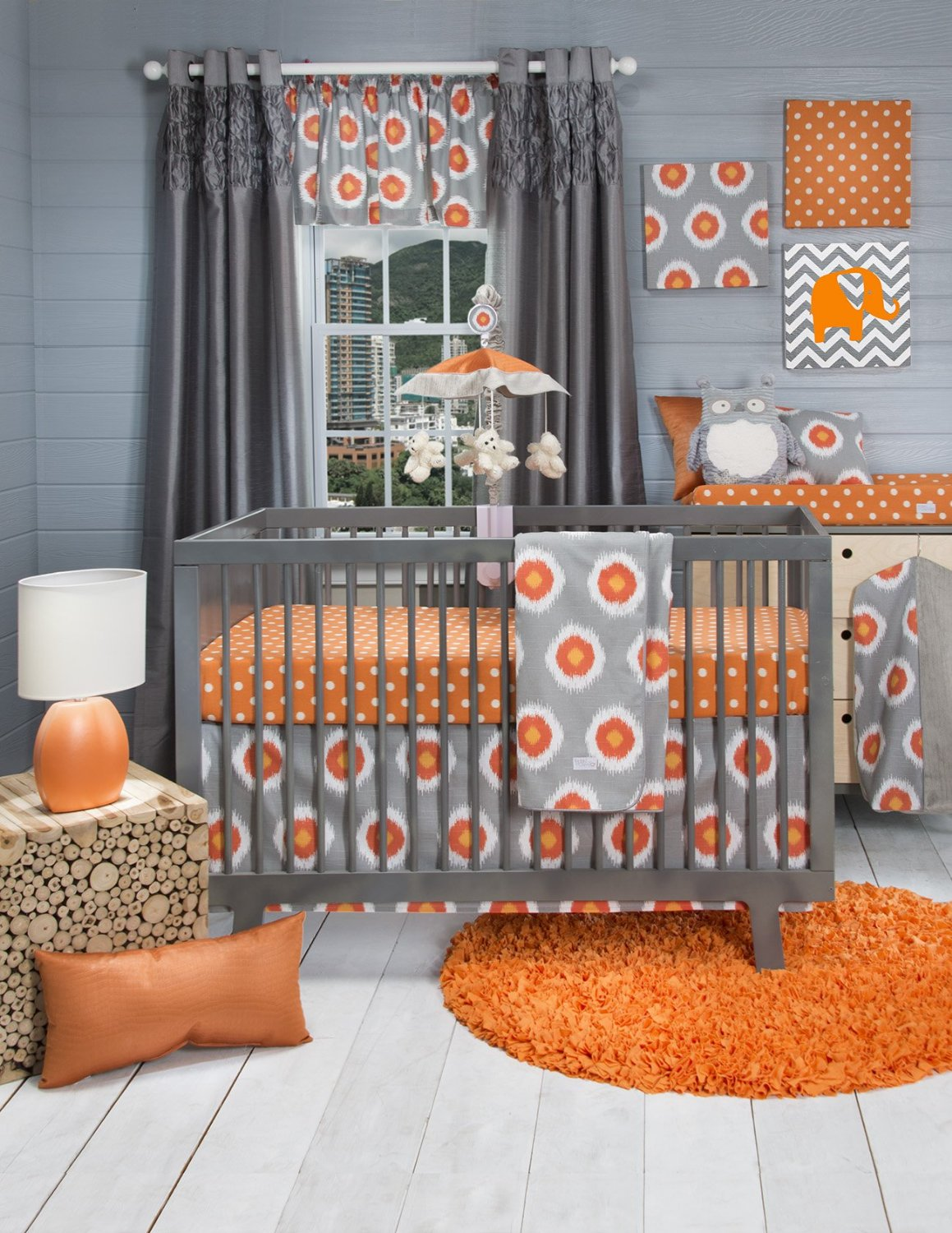 Sweet Potato Rhythm Baby Bedding And Accessories