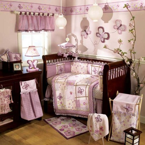 Cocalo Sugar Plum Crib Bedding Baby Bedding And Accessories